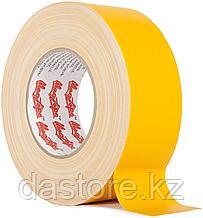 MagTape CT50050Y Тэйп (Gaffer Tape), широкий, цвет желтый
