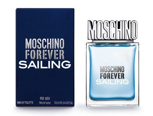 Moschino Forever Sailing For Men edt 50ml