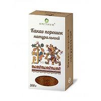 Какао порошок Оргтиум натуральный, 200 г