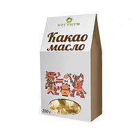 Масло какао Оргтиум первого отжима, 200 г