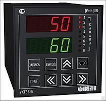 Устройство контроля температуры восьмиканальное УКТ38-В.01