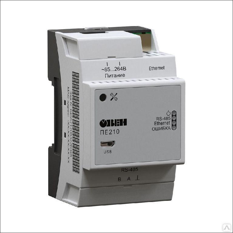 Шлюз сетевой для доступа к сервису OwenCloud ПЕ210-230