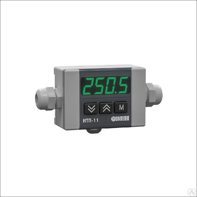 Измеритель аналоговых сигналов универсальный ИТП-16.КР.Щ9.К