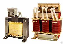 Реактор сетевой трехфазный номинальный ток 2 А, исполнение «А» РСТ-002-А