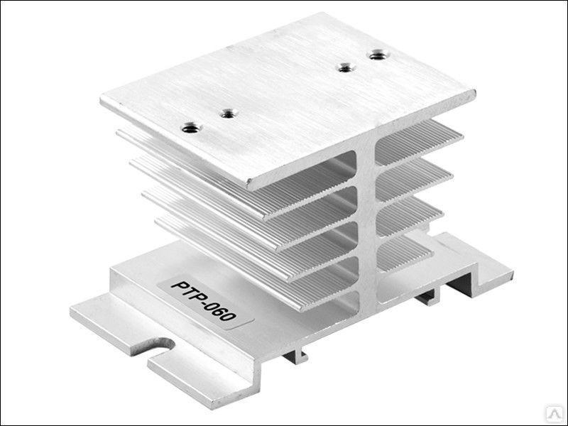 Радиатор однофазный до 60А РТР062.1