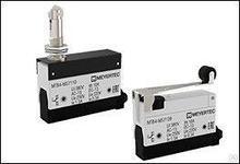 Выключатель концевой, NO+NC, IP54,рычаг с роликом MTB4-MS7126