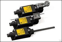 Выключатель концевой 6 A NO+NC IP65 пружинный MTB4-LZ8166