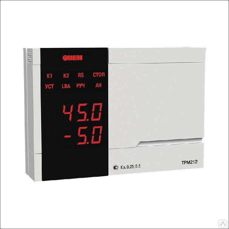 Измеритель-регулятор микропроцессорный ТРМ212-Щ1.РР [М03]