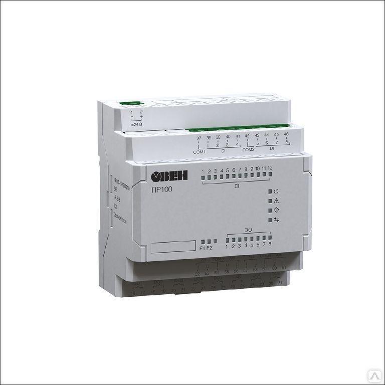 Программируемое реле ПР100-24.0804.03.1