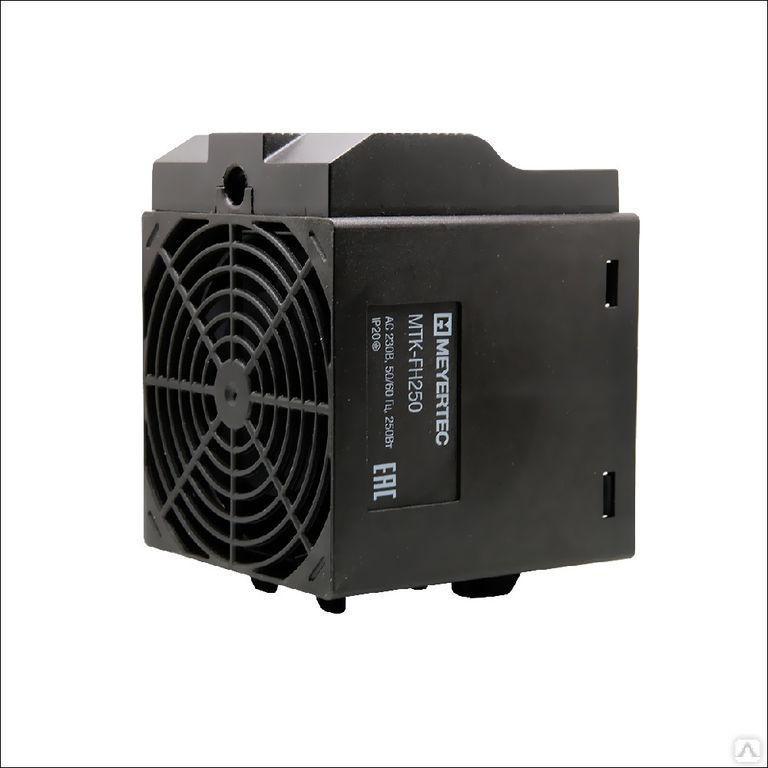 Нагреватель с вентилятором, 400Вт МТК-FH400