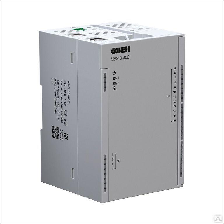 Модуль дискретного вывода МУ210-410