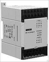 Модуль дискретного ввода-вывода МК110-224.8ДН.4Р [М01]