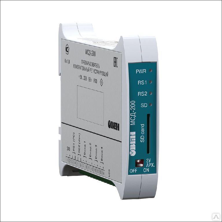 Модуль сбора данных МСД200