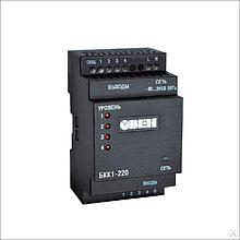 Прибор контроля уровня жидкости БКК1-220