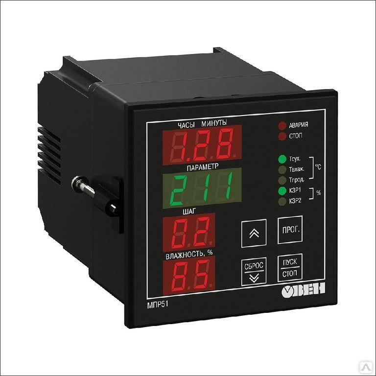 Регулятор температуры и влажности МПР51-Щ4.03 [М02]