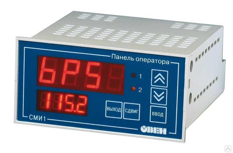 Панель оператора СМИ1-24