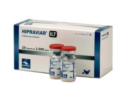 Вакцина для птиц Хиправиар ILT