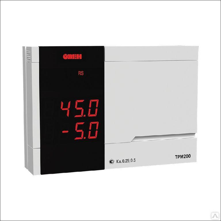 Измеритель-регулятор микропроцессорный ТРМ200-Щ2 [М03]