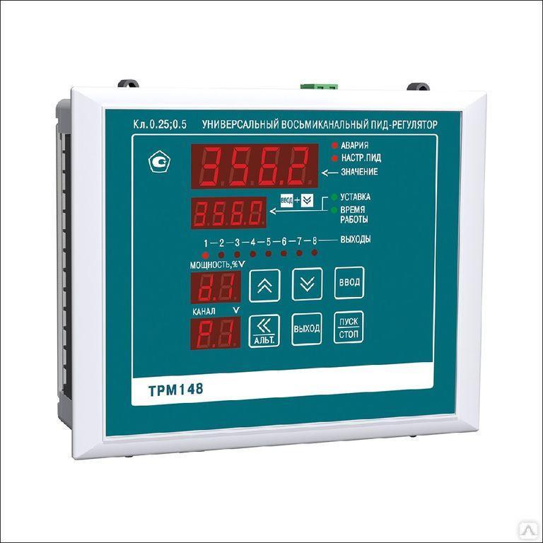 Измеритель-регулятор микропроцессорный ТРМ148-Р.Щ7