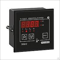 Измеритель-регулятор микропроцессорный ТРМ12-Щ2.У.Р