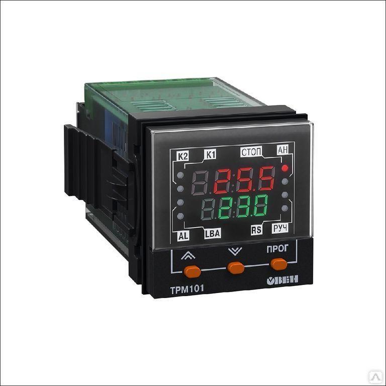 Измеритель-регулятор микропроцессорный ТРМ101-ИИ [М07]