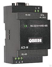 Преобразователь интерфейса АС3-М-220