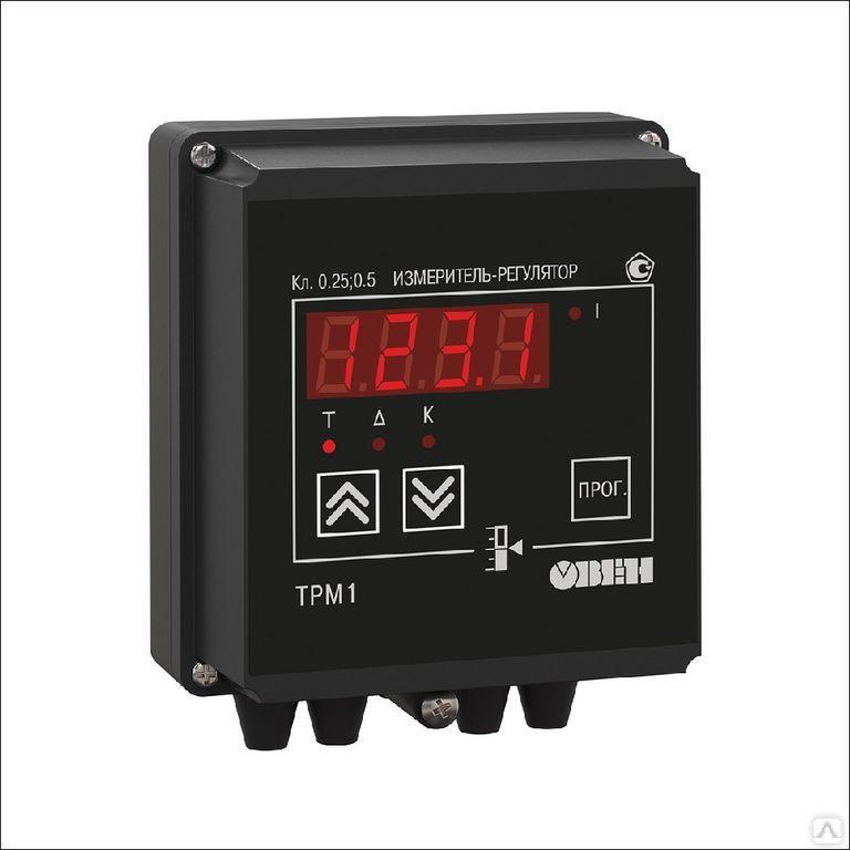 Измеритель-регулятор микропроцессорный ТРМ1-Щ1.У.Т [М02]