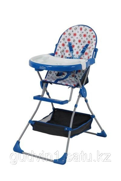 Стульчик для кормления Selby 252, голубой 00-54182
