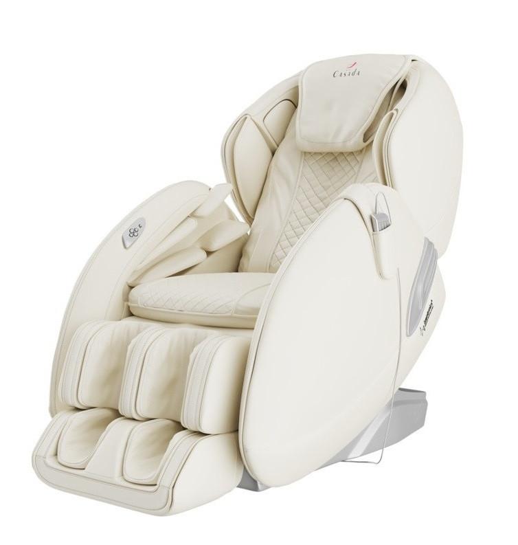 Массажное кресло Casada Alphasonic II Cream