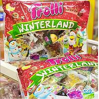 Набор сладостей Trolli Winter Land
