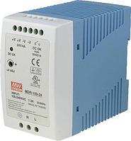Блок питания Mean Well MDR-100-24