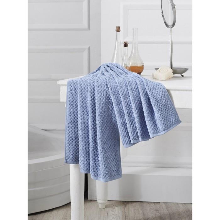 Полотенце Dama, размер 70 × 140см, голубой