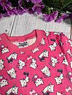 Пижама с кошками, розовая, фото 2