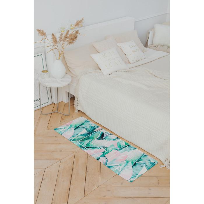 Коврик «Тропикано», 45×120 см