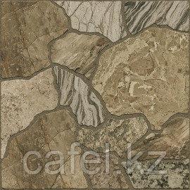 Керамогранит 30х30 Колизей коричневый