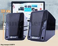 Компьютерные колонки акустические стерео Kisonli A505 черный