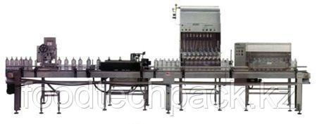 """Автоматическая линия NORLAND SpectraPak -3000 """"Intermediate"""" System для бутылирования воды (40 бут/мин)"""