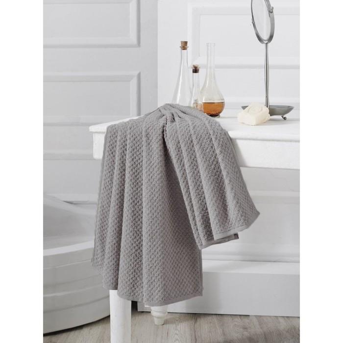 Полотенце Dama, размер 50 × 90 см, кофейный