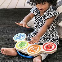 Музыкальная игрушка-барабан Hape Magic Touch Drums, фото 1