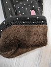 Лосины  велюровые, с кошечкой, фото 2