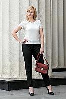 Женская осенняя кожаная красная сумка YFS 109 бордо без размерар.