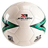 Мяч футбольный JOEREX (5, Зеленый/белый- Жасыл/а?)