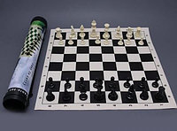Шахматы тубус большие
