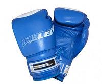 Перчатки боксерские Leco 8oz, синие