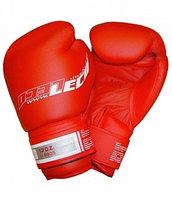 Перчатки боксерские Leco 10oz, красные