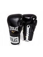 Перчатки бокс everlast на шнурках
