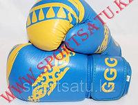 Перчатки боксерские GGG (кожа)
