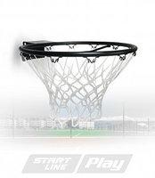 Баскетбольное кольцо с сеткой StartLine Play