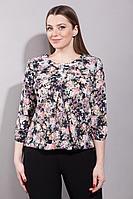 Женская осенняя большого размера блуза La Prima 0326 48р.