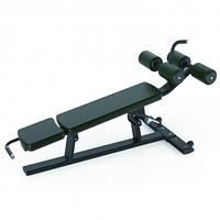 Скамья для пресса регулируемая SHUA Adjustable Abdominal Bench